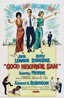 Good Neighbor Sam 1964 poster.jpg