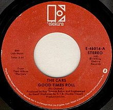 Good Times Roll single label.jpg
