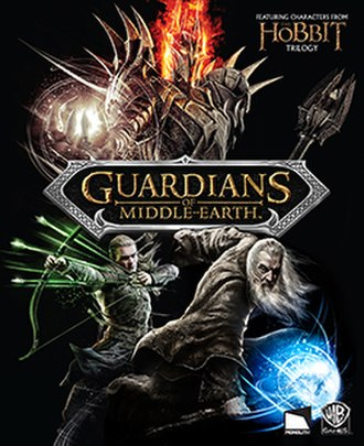 Guardians of Middle-earth - Image: Guardians of M Iddle Earth cover art