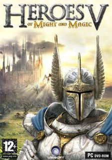 <i>Heroes of Might and Magic V</i> turn-based strategy video game
