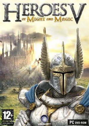 Heroes of Might and Magic V - Image: H5boxshot