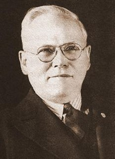 Samuel Hammersmark American politician