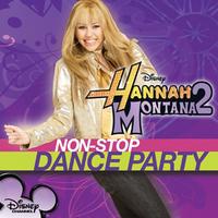 Hannah Montana 2: Non-Stop Dance Party cover