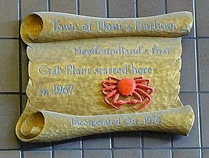 Hant's Harbour - Image: Hantsharbour