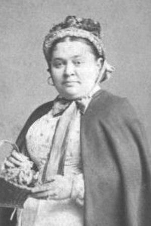 Harriett Everard - Harriett Everard as Little Buttercup in H.M.S. Pinafore