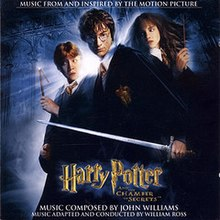 HP Book 2 Soundtracks