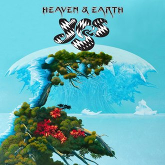 Heaven & Earth (Yes album) - Image: Heaven and Earth Yes Dean