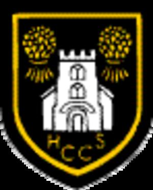 Holmes Chapel Comprehensive School - Image: Holmes Chapel Comprehensive School logo