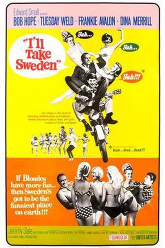 I'll Take Sweden - Movie poster