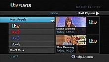 ITV Hub - Wikipedia