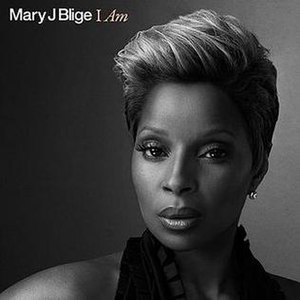 I Am (Mary J. Blige song) - Image: Iammaryjbligesinglea rt