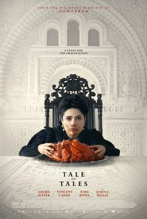 Tale of Tales (2015 film) - Theatrical release poster