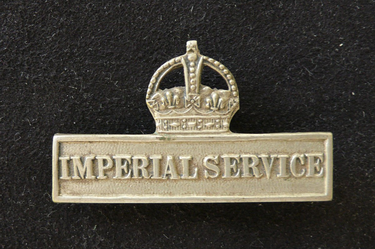 Territorial force imperial service badge wikipedia for Army emergency reserve decoration
