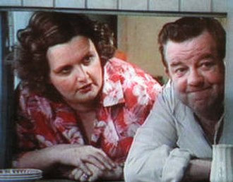 John Comer - John Comer as Sid with Jane Freeman as Ivy in Last of the Summer Wine
