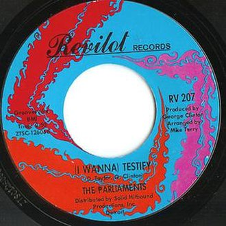 (I Wanna) Testify - Image: Iwannatestify