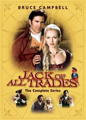 Jack of All Trades (TV series) - Image: Jack Of All Trades Complete