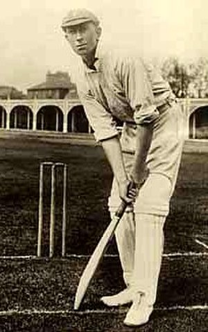 Jack Ryder (cricketer) - Ryder at the crease