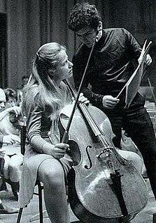 Jacqueline du Pré British cellist