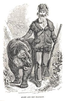 James Grizzly Adams - Towne & Bacon, 1860.jpg
