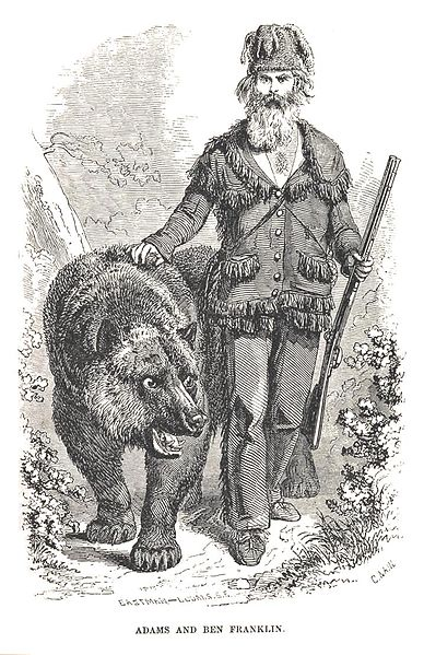 File:James Grizzly Adams - Towne & Bacon, 1860.jpg