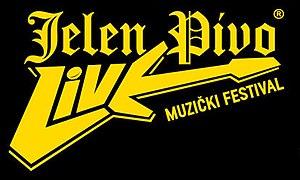 Jelen Pivo Live - Image: Jelen Pivo Live