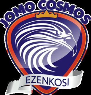 Jomo Cosmos F.C. association football club in South Africa