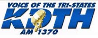 KDTH - Image: KDTH Logo