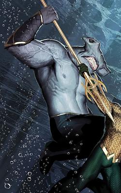King Shark Aquaman Vol 8 32
