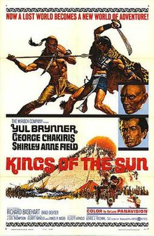 Kings of the Sun 1963 movie poster.jpeg