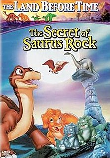 <i>The Land Before Time VI: The Secret of Saurus Rock</i>