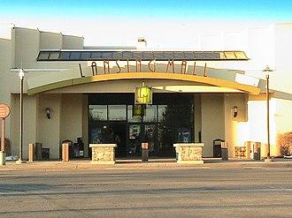 Lansing Mall - Image: Lansing Mall Entrance 2 Lansing Michigan