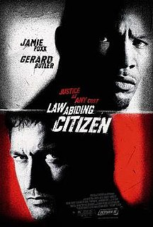 <i>Law Abiding Citizen</i> 2009 action thriller film by F. Gary Gray
