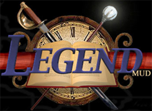 LegendMUD - Image: Legend MUD Logo