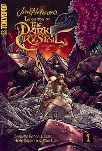 Legends of the Dark Crystal - Image: Legends of the Dark Crystal Vol 1