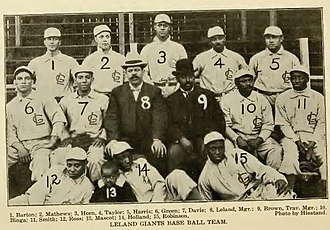 Leland Giants - 1905 Leland Giants