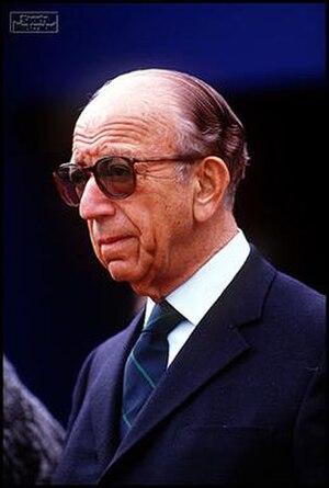Leon Hess - Leon Hess in 1999