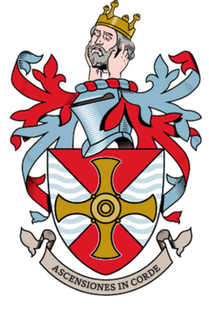 Lindisfarne College, New Zealand - Image: Lindisfarne logo