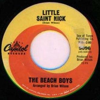 Little Saint Nick - Image: Little Saint Nick cover