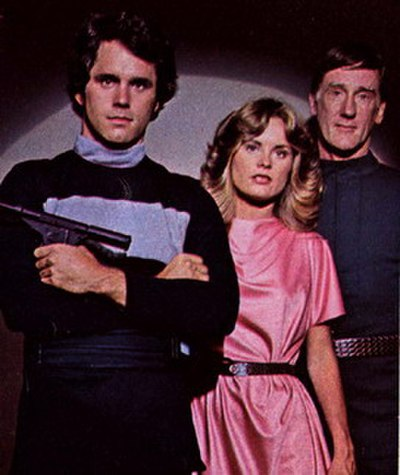 Picture of a TV show: Logan's Run