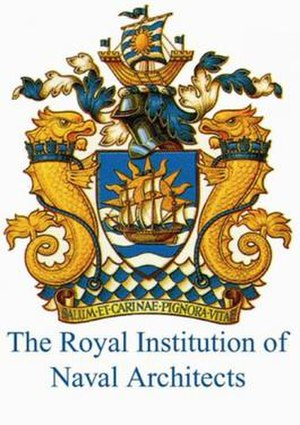 Royal Institution of Naval Architects - Image: Logo of the Royal Institution of Naval Architects