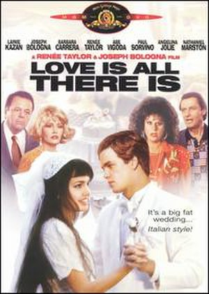 Love Is All There Is - DVD cover