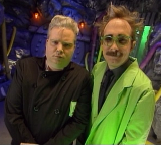 Dr. Clayton Forrester (<i>Mystery Science Theater 3000</i>) mad scientist from the television show Mystery Science Theater 3000