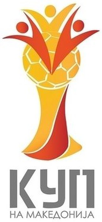 Macedonian Football Cup - Image: Macedonian Football Cup logo