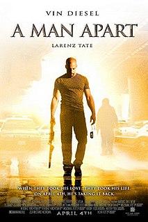 <i>A Man Apart</i> 2003 American film