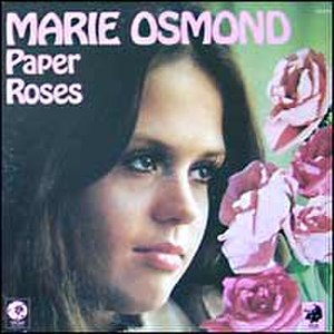Paper Roses - Image: Marie Osmond Paper Time
