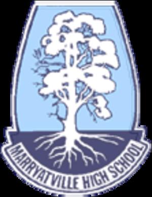 Marryatville High School - Image: Marryatville High Logo