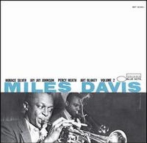 Miles Davis Volume 2 - Image: Miles Davis Volume 2 alt