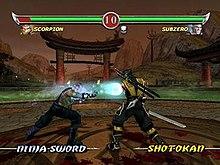 Mortal Kombat Deadly Alliance Wikipedia