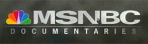 MSNBC Documentaries - MSNBC Documentaries logo.
