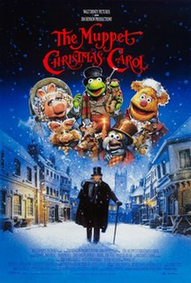 <i>The Muppet Christmas Carol</i> 1992 film by Brian Henson